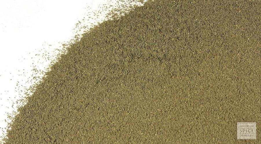Green Tea Powder, 1/4lb