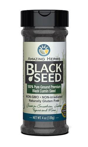 Black Cumin Seed Ground, 4oz