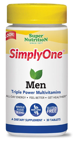 SimplyOne MEN 30 TABS
