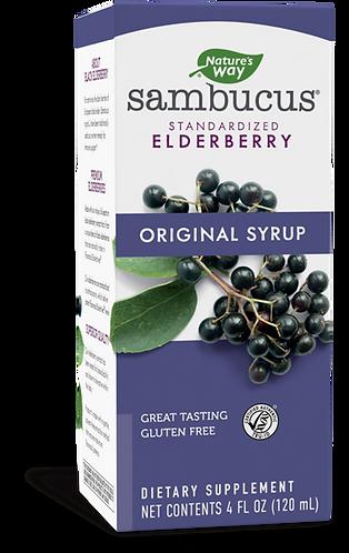 Sambucus Original Syrup, 4oz