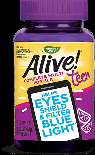 Alive!® Teen Gummy Multivitamin for Her