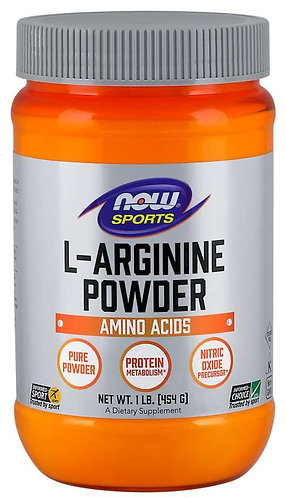 L-Arginine Powder, 1lb