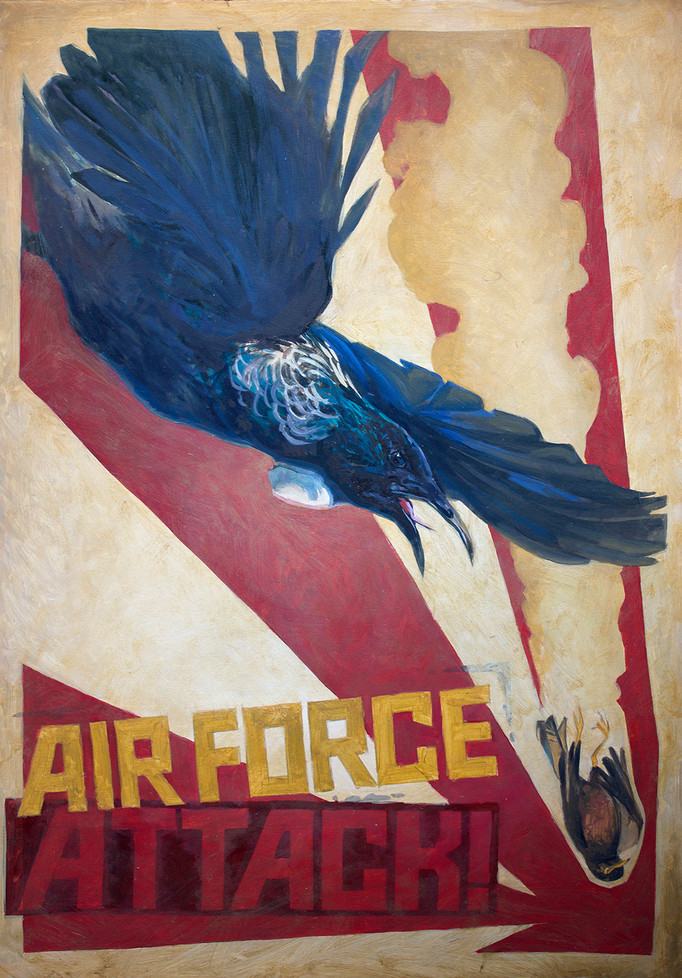 Air Force Attack!