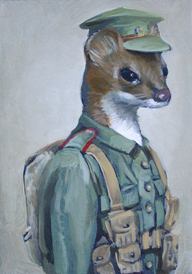 Spy Stoat