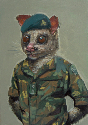 Partisan Possum