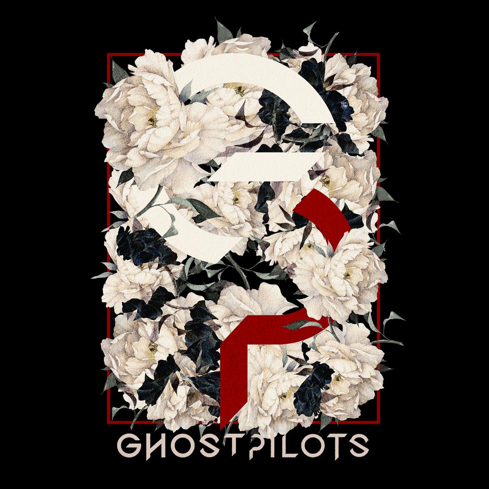 Ghost Pilots Merchandise Design