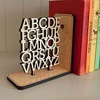 Letras em mdf - Corte a Laser