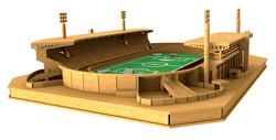 Estádio Futebol Mdf