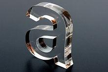 Letras em acrilico - Corte a Laser Acrilico