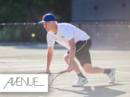 John McEnroe Interview with Avenue Magazine