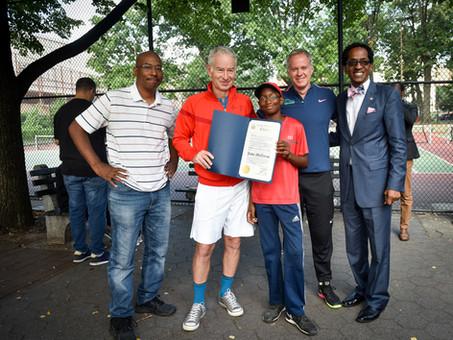 Scholarship Hopefuls in Harlem