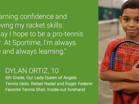 Meet Our Players: Interview with Dylan Ortiz