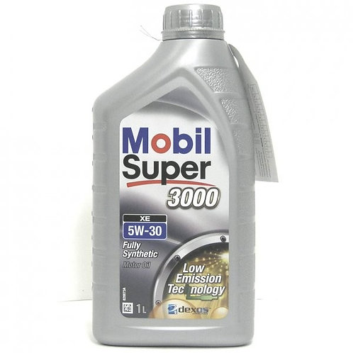 Моторное масло Mobil Super 3000 XE 5