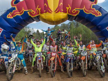 Результаты первого этапа «Endurocross.ru2016»