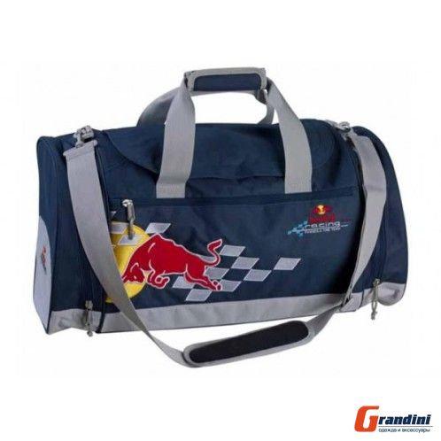 Сумка для спорта Red Bull Racing, синяя