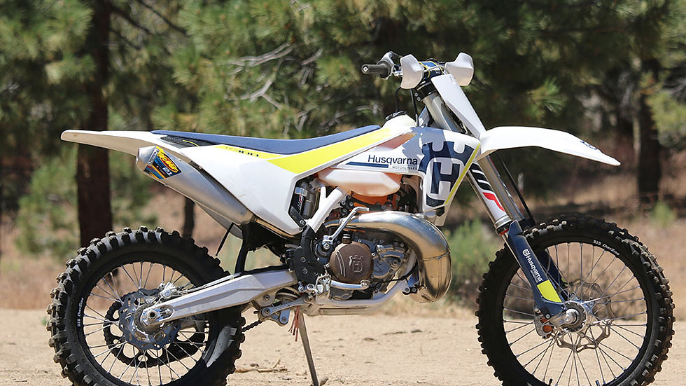 PSEAOR 2019 Husky TX300 Dirt Bike Raffle