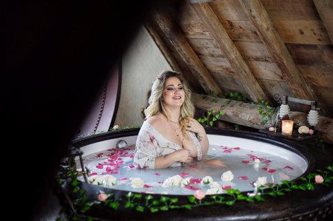 charline videau bain de lait photographie
