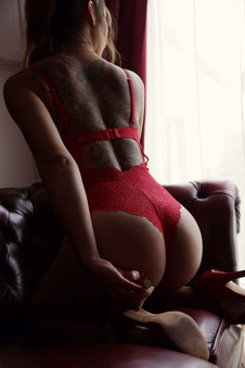 Charline Videau Erotica Boudoir