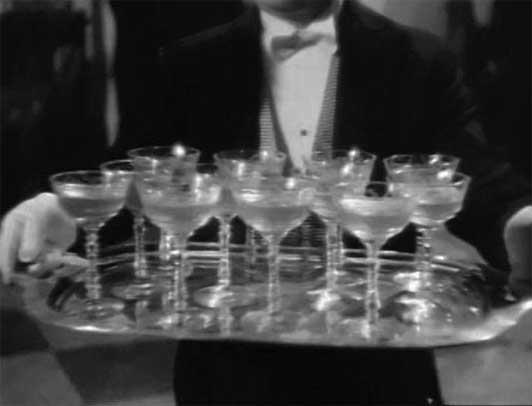 More Champagne?