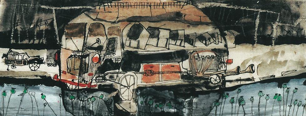 Stefanos Karampampas Artist Cyprus