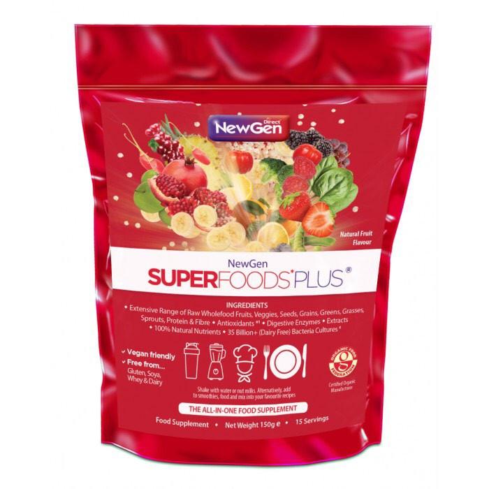 Super FoodPlus