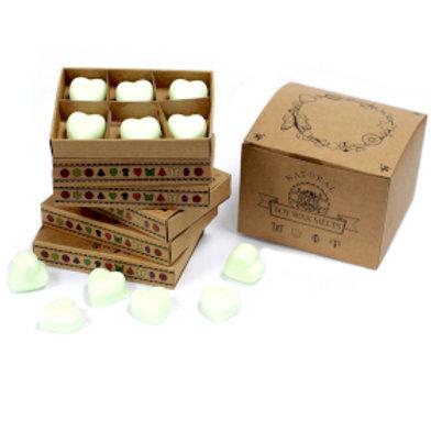 Box of 6 Wax Melts -   Apple Spice