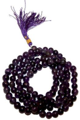 Mala Beads - 108 Amethyst