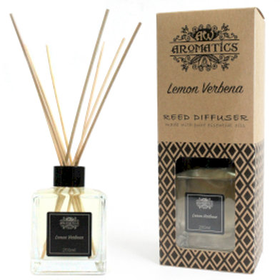 Lemon Verbena Essential Oil Reed Diffuser