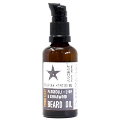 Beard Oil - Spartan Hero - Condition!