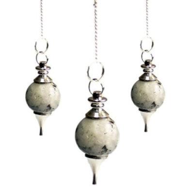 Sphere Pendulum -Rainbow Moonstone