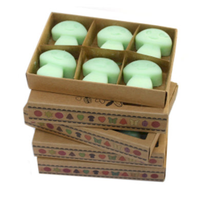 Box of 6 Wax Melts - Liquorice