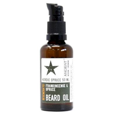 Beard Oil - Nordic Spruce - Regenerate!