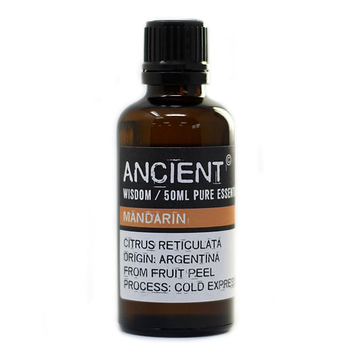 Mandarin Essential Oil 50ml