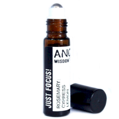 Roll On Essential Oil Blend - Just Focus!