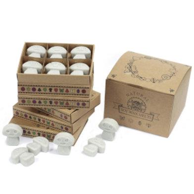 Box of 6 Wax Melts -   Dark Patchouli