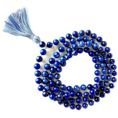 Mala Beads - 108 Lapis