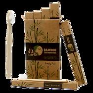 Bamboo Toothbrush - White .png