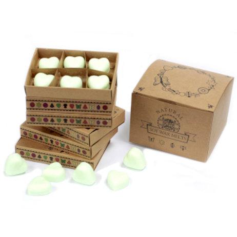 Box of 6 Wax Melts - Brandy Butter