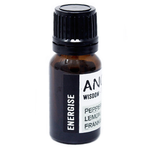 Energise Essential Oil Blend - Boxed - 10ml