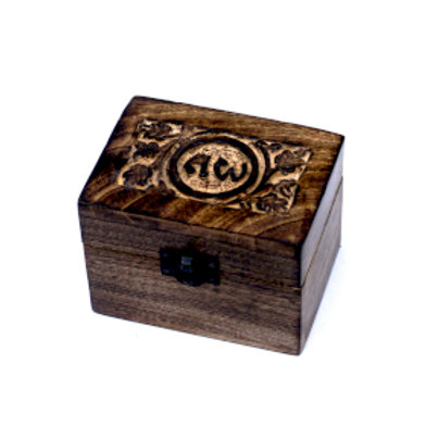 Mango Aromatherapy Box - AW (holds 6)