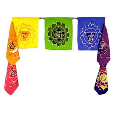 Seven Flags - Chakra