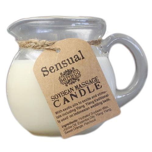 Massage Candle - Sensual
