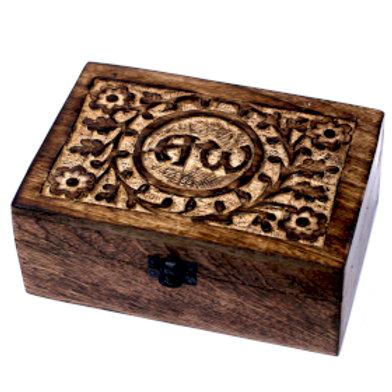 Mango Aromatherapy Box - AW (holds 24)