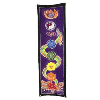 Chakra Drop Banner - Dragon