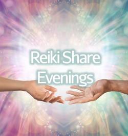 Reiki Share Evenings