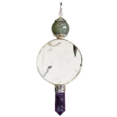 Sphere + Big Circle + Point Pendulum