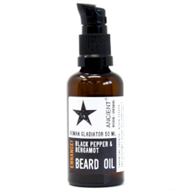Beard Oil - Roman Gladiator - Enhance!