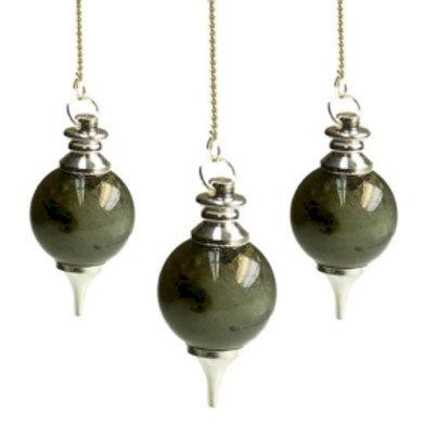 Sphere Pendulum - Labrodorite