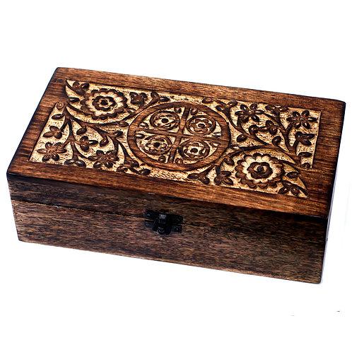 Mango Aromatherapy Box - Floral (holds 24+1)
