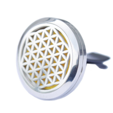 Car Diffuser Kits - Flower of Life - 30mm